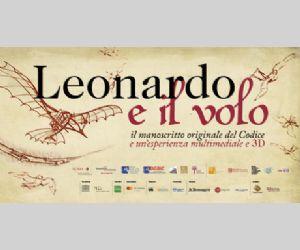 Locandina: Leonardo e il volo