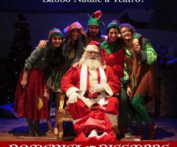 Bambini - Incontra Babbo Natale a Teatro!