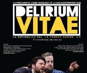 Locandina: Delirium Vitae