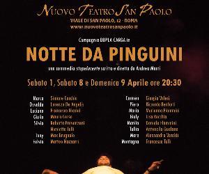 Locandina: Notte da pinguini