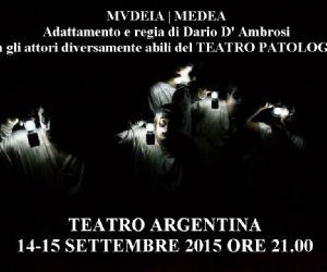 Locandina evento: Mhvdeia   Medea