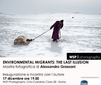 Gallerie - Environmental migrants: the last illusion