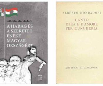 Libri - Canto d'ira e d'amore per l'Ungheria