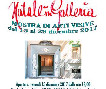 Gallerie - Natale in galleria