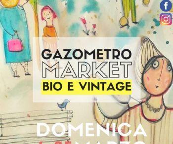 Altri eventi - Gazometro Market Bio e Vintage