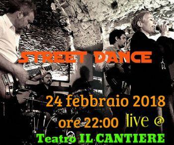 Concerti - Street Dance - disco 70