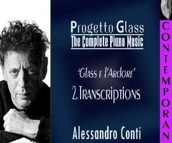 Concerti - II. Transcriptions: Glass e l'Ardore