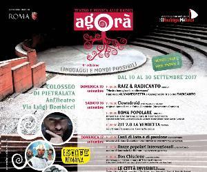 Rassegne - Agorà – Teatro e Musica alle radici