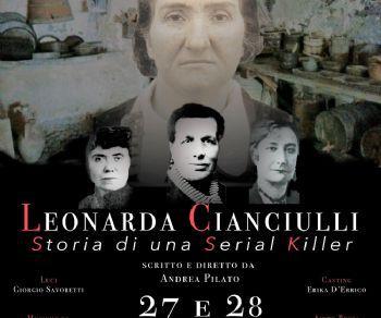 Spettacoli - Leonarda Cianciulli