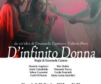 Spettacoli - D'infinito Donna