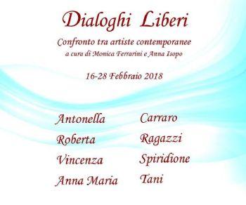 Gallerie - Dialoghi liberi
