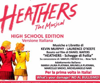 Spettacoli - Heathers The Musical