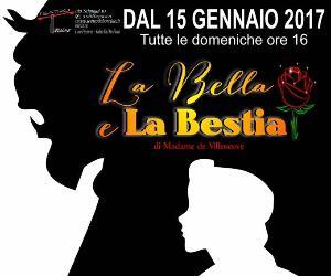 Locandina: La Bella e la Bestia