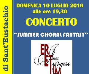 Locandina: Summer Choral Fantasy