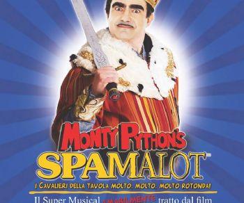 """Spettacolo tratto da """"Monty Python e il Sacro Graal"""""""