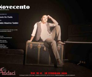 Locandina evento: Novecento