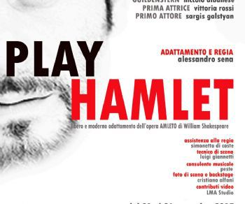 Spettacoli - Play Hamlet