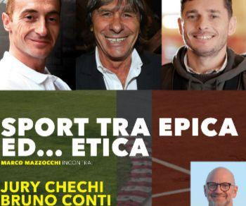 Rassegne - Sport tra epica ed... etica