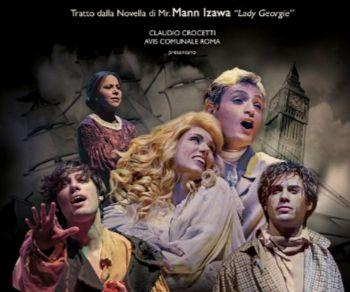 Locandina: Georgie, il musical