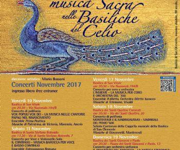 Festival - 7° Festival di Musica Sacra nelle Basiliche del Celio