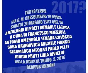 Locandina: Recital di poeti romani e laziali