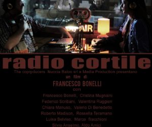 Locandina evento: Radio Cortile