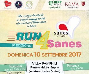 Locandina evento: Run4Sanes