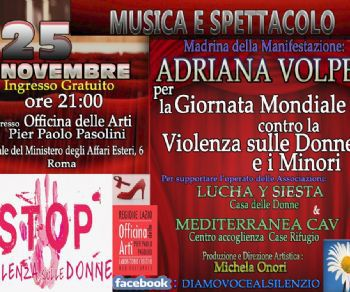 Concerti - DiamoVoceAlSilenzio