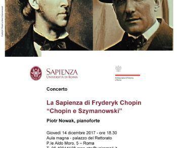 Concerti - Nella patria della mazurka: Chopin e Szymanowski