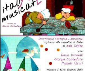 Locandina evento: Fiabe Italiane Musicate