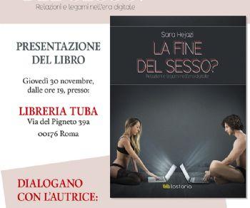 Libri - La fine del sesso? Relazioni e legami nell'era digitale