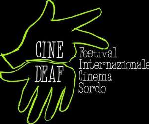Locandina evento: Festival Internazionale del Cinema Sordo di Roma