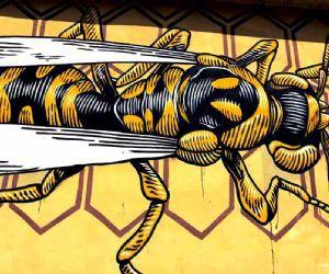 Locandina: Il Mu.Ro: Urban art al Quadraro