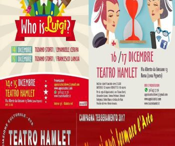 Spettacoli - Imrpovvisazione Teatrale