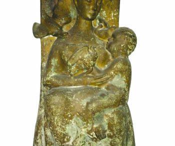 Mostre - Umberto Mastroianni, l'altare della Basilica di Stato degli Italiani e altre opere sacre