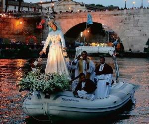 """Speciale """"Festa de Noantri"""" organizzata dall'Associazione Calipso"""