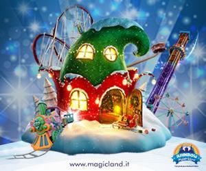 Locandina: Magic Christmas A Rainbow Magicland