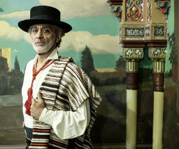 Concerti - Melingo, ambasciatore del tango argentino