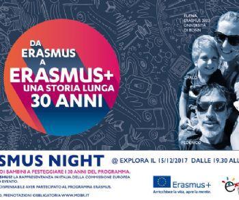 Bambini - Erasmus Night @Explora