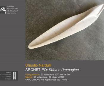 Mostre - Archetipo: l'idea e l'immagine