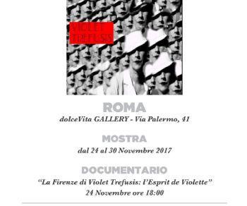 Gallerie - VIOLET TREFUSIS, l'esprit de Violette