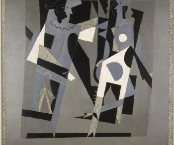 Locandina evento: Mostra Picasso alle Scuderie del Quirinale