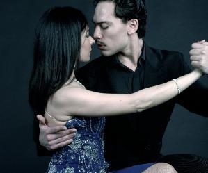 Locandina: Bagliori di tango