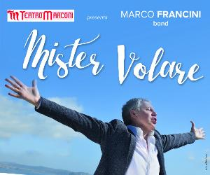Locandina evento: Mister Volare