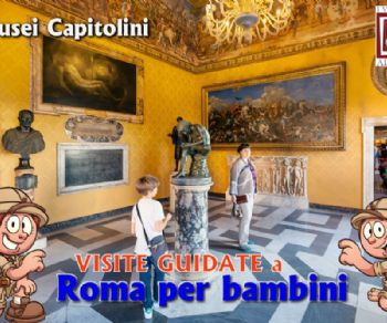 Visite guidate - Musei Capitolini: divinità, miti ed imperatori