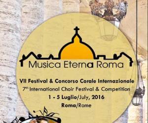 Locandina: Musica Eterna Roma