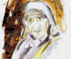 Locandina: Madre Teresa: la Santa dei nostri giorni