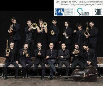 Locandina: New Talents Jazz Orchestra in concerto