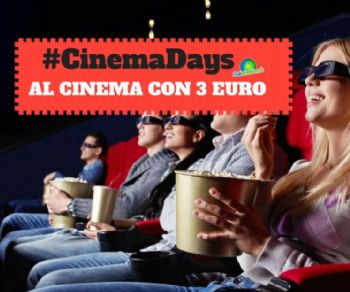 Locandina: Cinemadays 2018