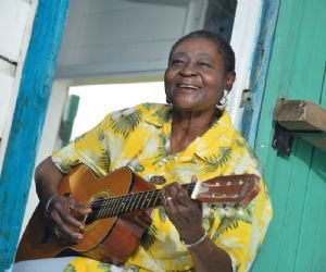 Locandina evento: Calypso Rose in concerto